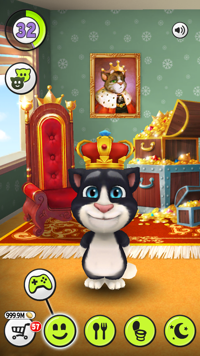 My Talking Tom 2 - Apps on Google Play