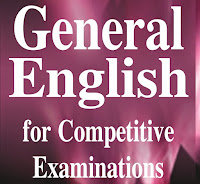English Preparation For Competitive Exams