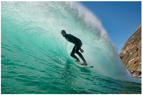 Top 5 Surfing Spots in Cape Town