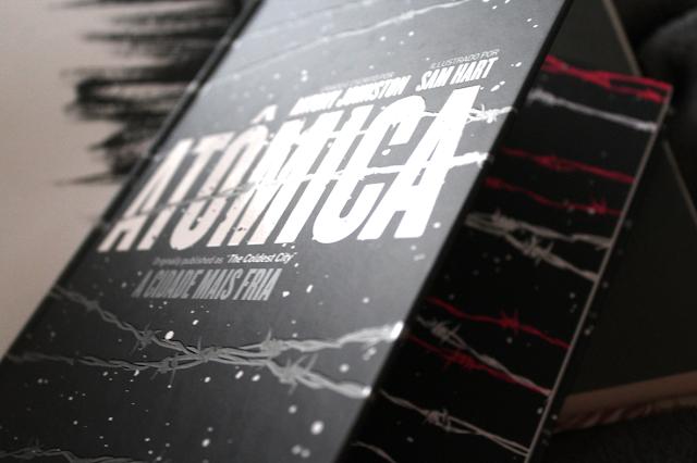 Atômica: A Cidade Mais Fria - Antony Johnston & Sam Hart