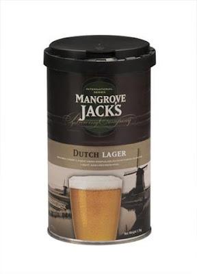 mangrove jacks dutch lager review