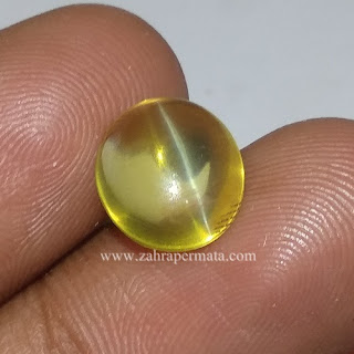 Batu Permata Opal Cat Eye - ZP 1175