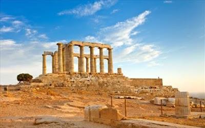 ΚΑΣ: «Πράσινο φως» για τα γυρίσματα στον αρχαιολογικό χώρο Σουνίου