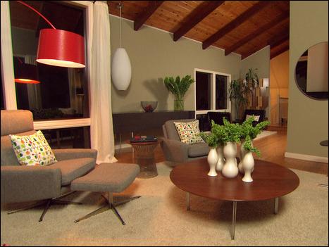 Key interiors by shinay mid century modern living room - Mid century modern design ideas ...