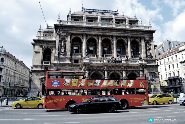 bowdywanders.com Singapore Travel Blog Philippines Photo :: Hungary :: Hungarian State Opera House: A Must See Architecture When in Budapest
