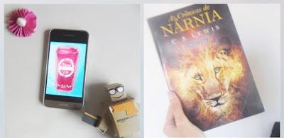 As cronicas de Narnia,O sobrinho do mago e Naomi e Elly e a lista do não beijo
