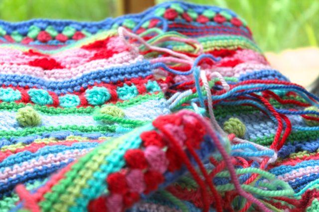 little woollie: Crochet along Update #3