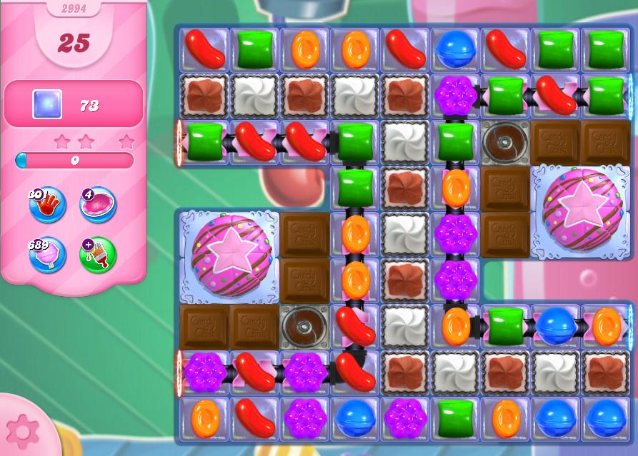 Candy Crush Saga level 2994