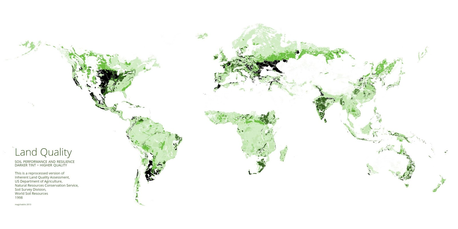 Global Land Quality