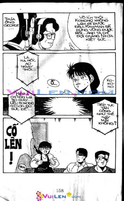 Shura No Mon  shura no mon vol 18 trang 159