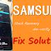 Cara Mengatasi Semua Samsung Stuck Recovery Gak Bisa Masuk Menu dm-verity error