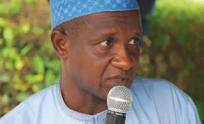 ASUU president, Dr. Nasir Fagge