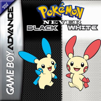 Pokemon Never Black and White