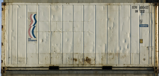 [Mapping] Metal Container Textures Part 2
