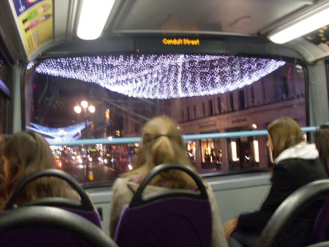 Londres ônibus transporte