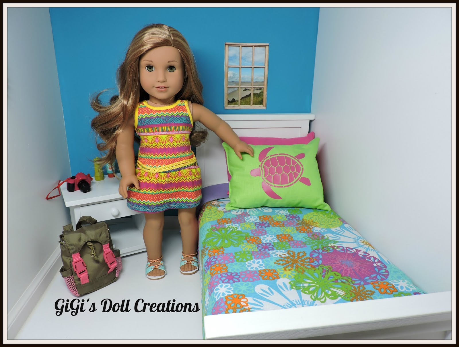 Gigi S Doll And Craft Creations Girl Of The Year 2016 Lea