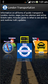 tfl journey planner app android