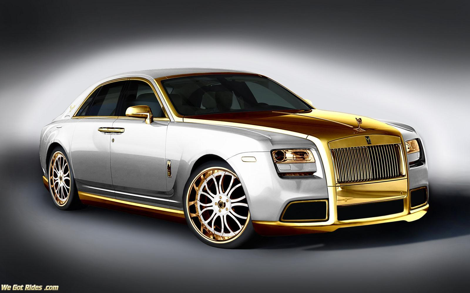 2012 Rolls Royce Ghost