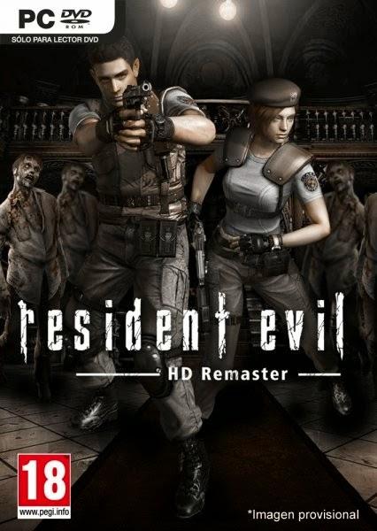 Download resident evil hd remaster / biohazard hd [pc] [elamigos.