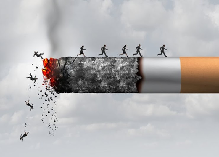 GET SCREENED FOR LUNG CANCER: IMPORTANT INFORMATION FOR SMOKERS AND EX- SMOKERS TO KNOW