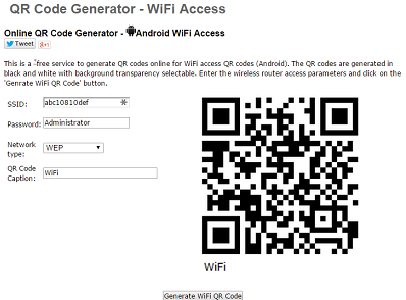 Generate QR code 40 Amazing Useful computer Tips and Keyboard Shortcuts