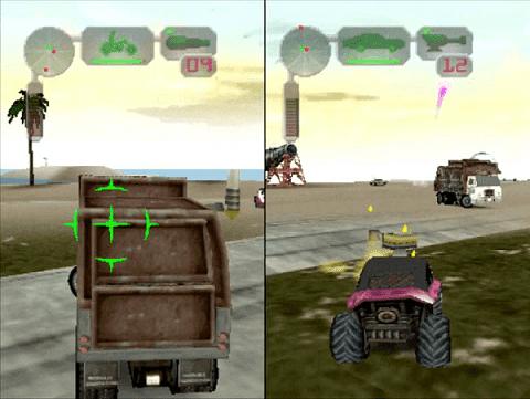 untuk memenangkan permainan di vigilante, pemain harus ahli mengendalikan mobilnya.
