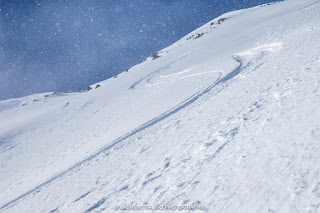 Ski Freeride ©Laurent Salino