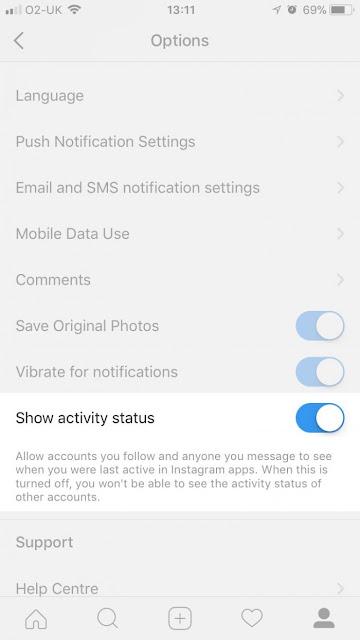 Fitur Baru Instagram, Kini Kita dapat 'Mengintip' Status 'Last Seen' Teman, Kabar Baik atau Justru Kabar Buruk Ya?