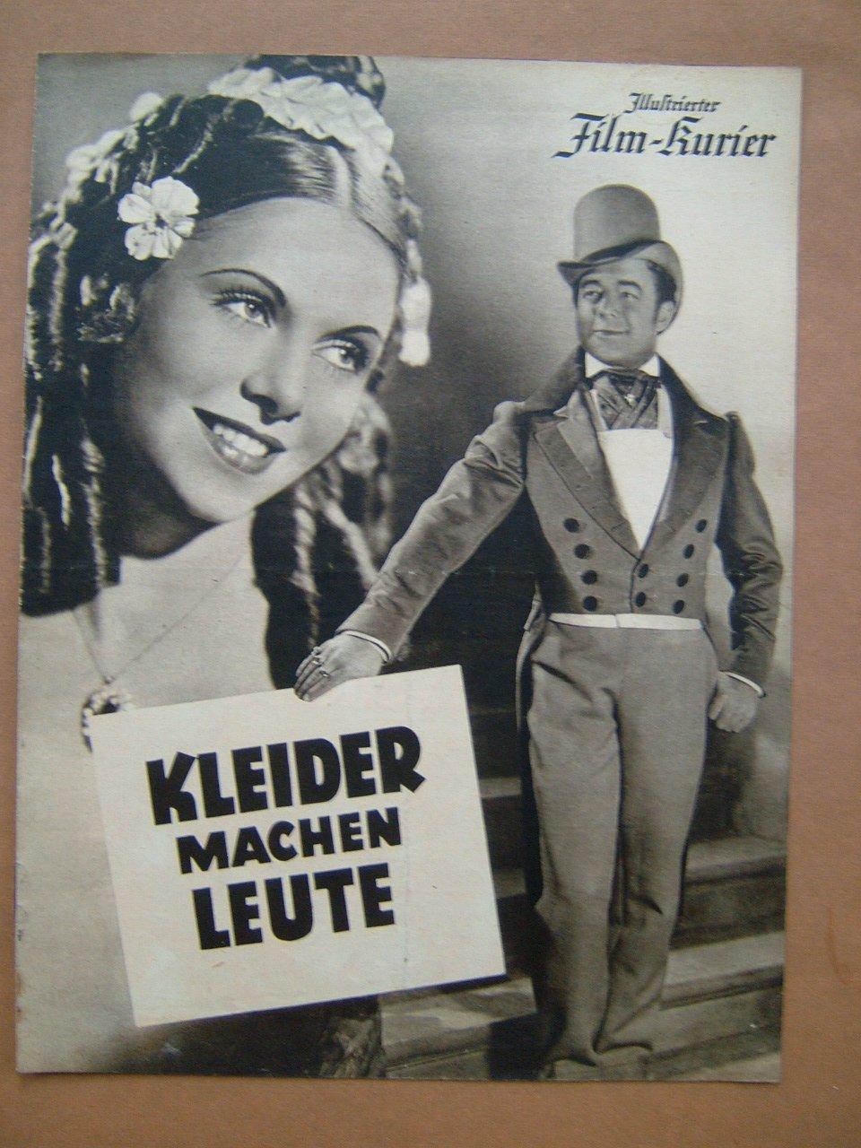 Kleider Machen Leute Film Wenzel