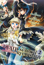 Death March Kara Hajimaru Isekai Sub Español