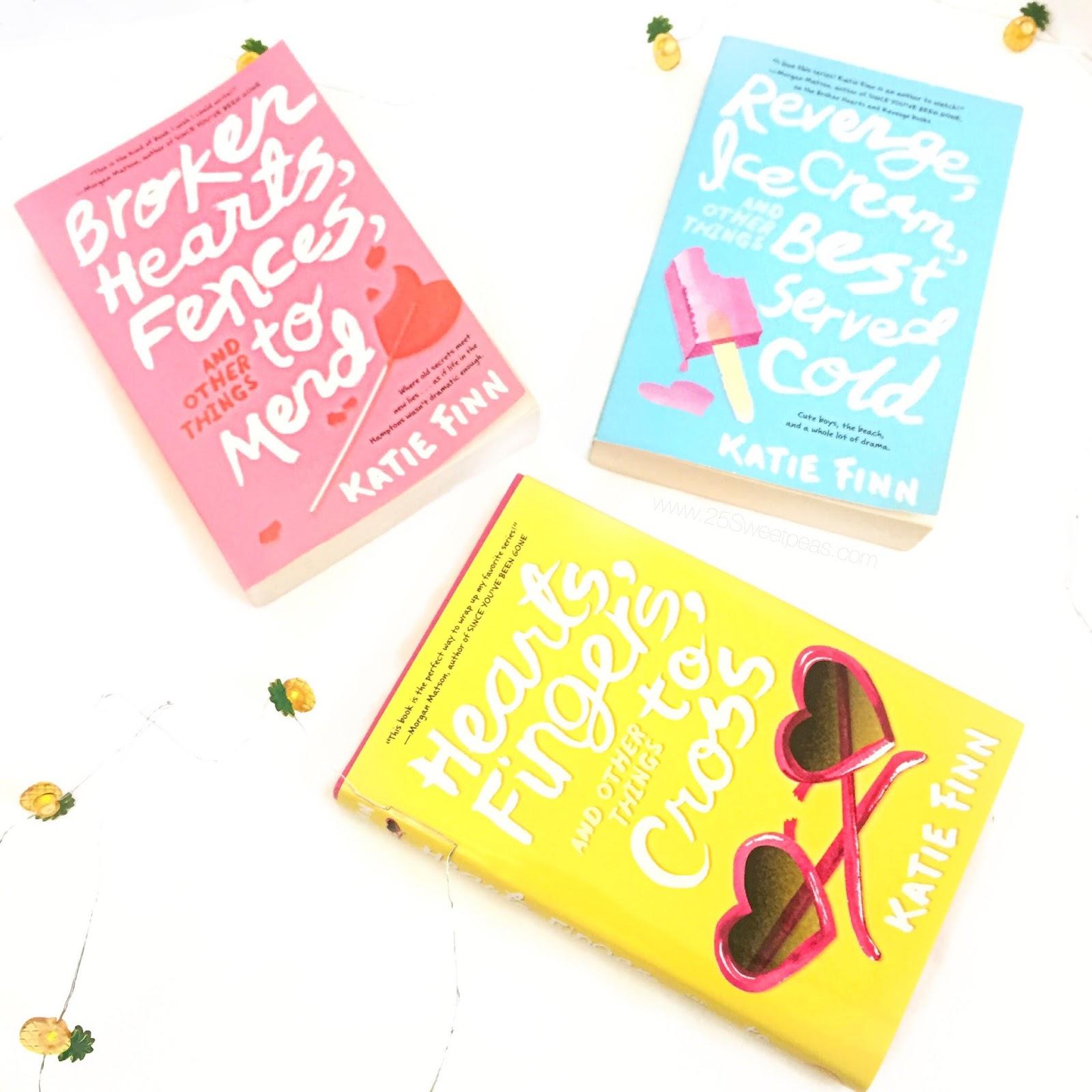 Katie Finn Books