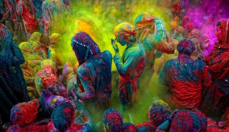 best holi song images