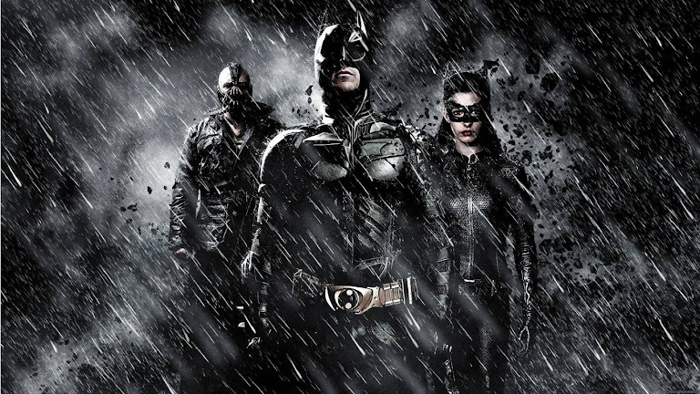 The Dark Knight Rises HD Wallpaper 3