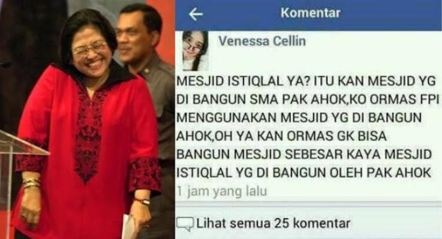 Nah Kan Mulai Lagi, Bocah Ini Bilang Yang Bangun Masid Istiqlal Ahok, Megawati Di 'Skak Mat' Netizen!