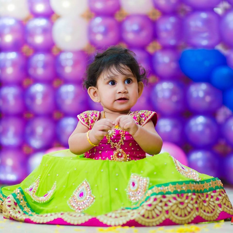 Pictures Of Cute Babies With Green Dress Kidskunstinfo