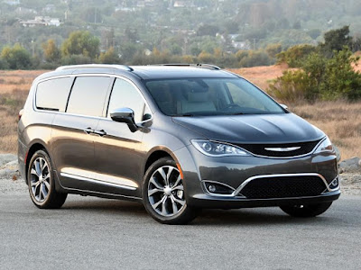 Chrysler Pacifica 2018 Review, Specs, Price