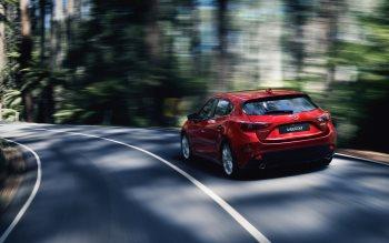 Wallpaper: Mazda 3