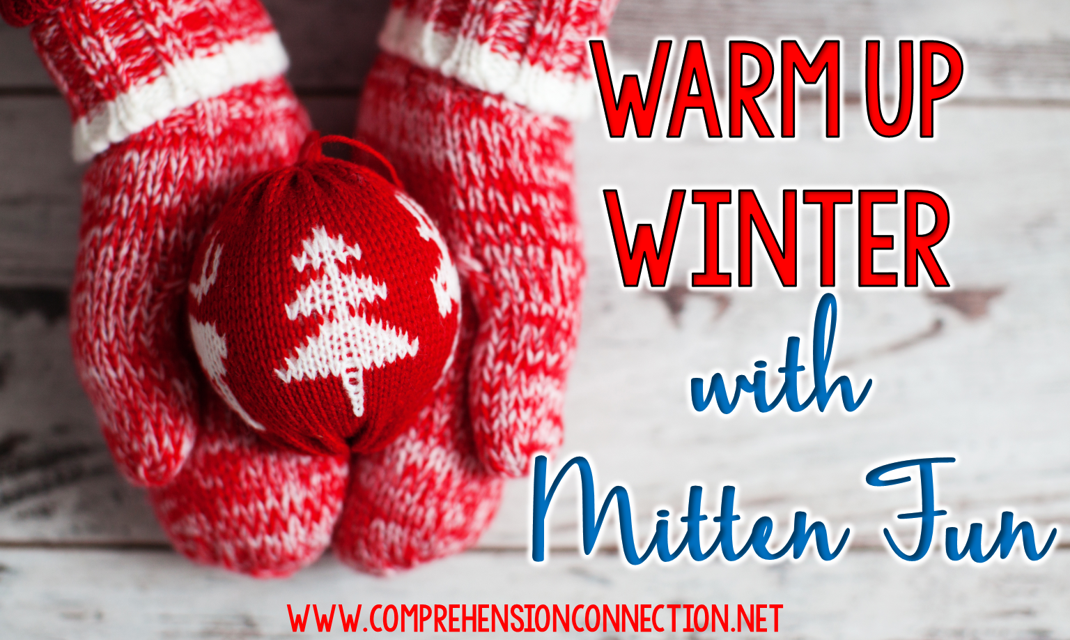 Celebrate winter with mitten themed fun. This post includes activities, ideas, and more. Freebies included.