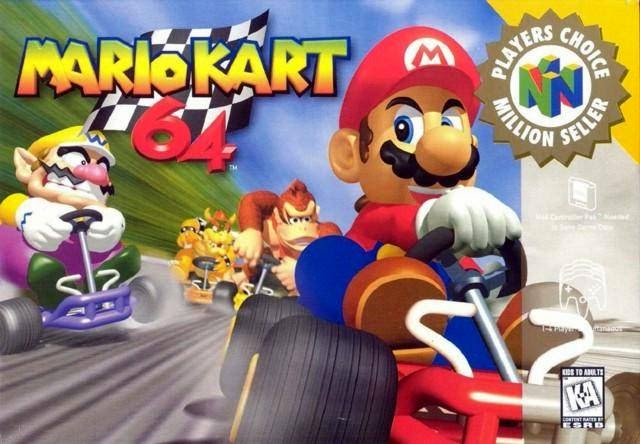 ROMs - Mario Kart 64 (Português) - N64 - Download
