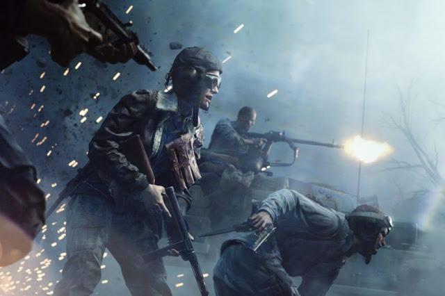 الكشف بالفيديو عن جميع الخرائط التي سترافق لعبة Battlefield V خلال إطلاقها ، لدينا أكبر خريطة في تاريخ السلسلة ..