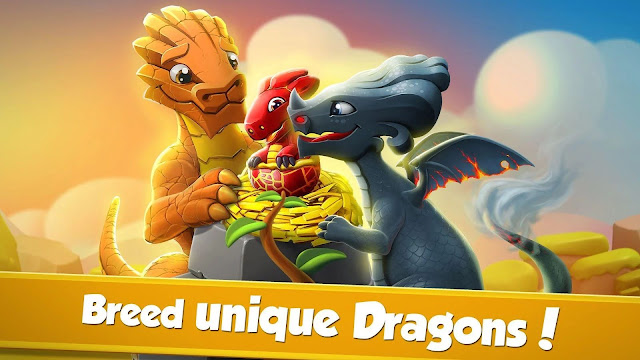 Dragon Mania Legends MOD v2.6.0q (Unlimited Money)