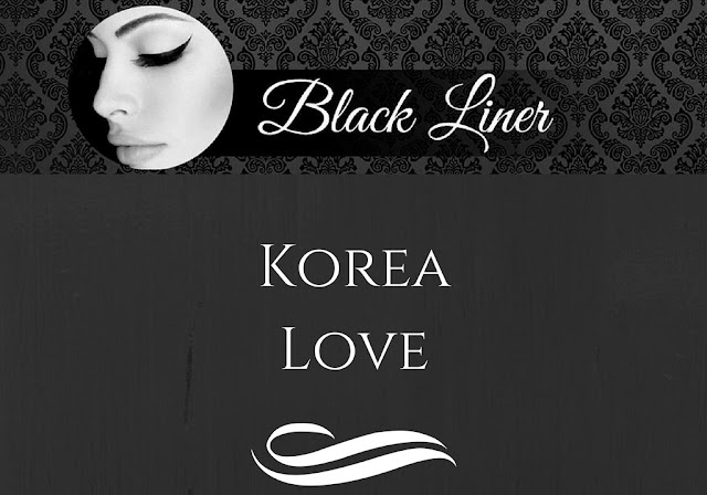 Black liner korea love
