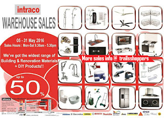 Intraco Warehouse Sales