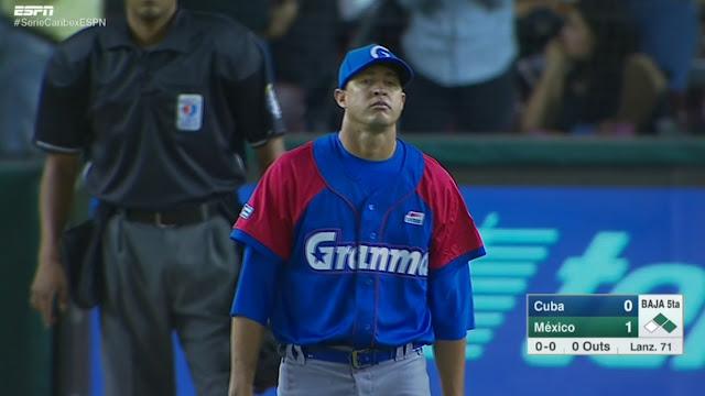El partido, para muchos, se decidió en la quinta entrada, cuando los mexicanos emboscaron a al abridor cubano, Lázaro Blanco.