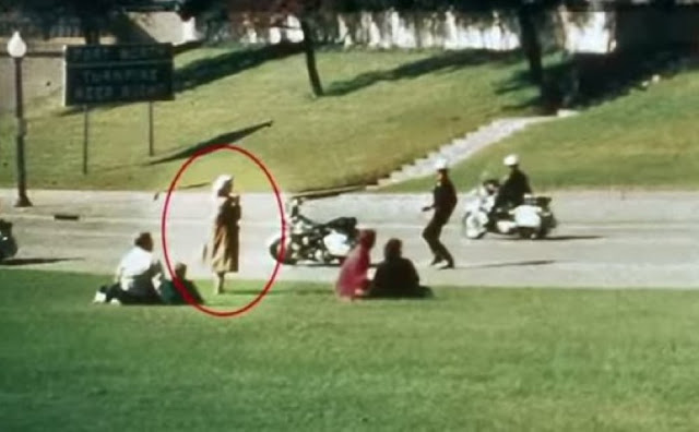 Who Was the Mysterious Babushka Lady at JFK's Assassination?
