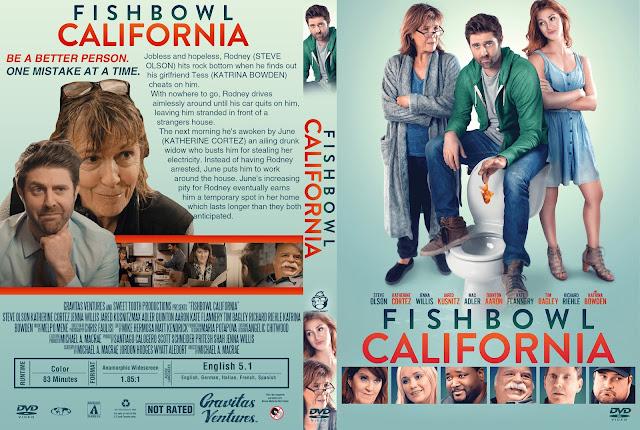 Fishbowl California DVD Cover
