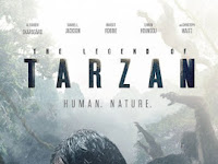 Download Film The Legend of Tarzan (2016) HDTS Subtitle Indonesia