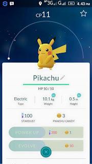Download Pokémon GO v0.29.0 Apk Android