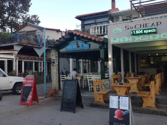 jedzenie kokkino nero | jedzenie grecja