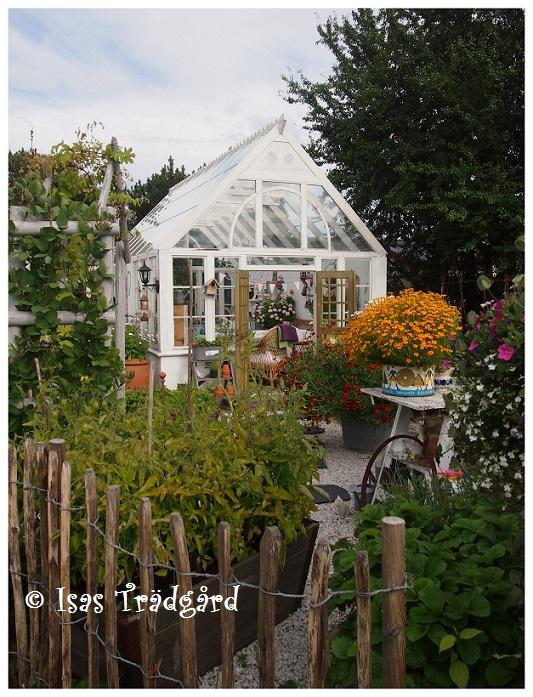 Trädgård O Sånt : Isas trädgård om var en balkong